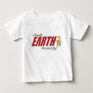 """WALL-E """"cleaning the EARTH one cube at a time"""" Shirts"""