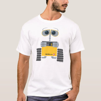 WALL-E Cute Cartoon T-Shirt
