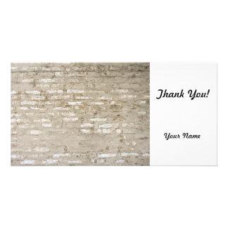 Wall Photo Greeting Card
