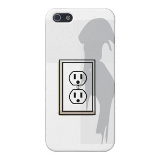 Wall socket phone case thingy! iPhone 5 cover