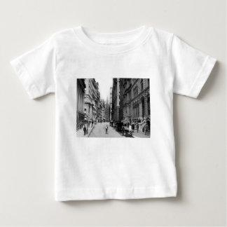 Wall Street 1900's Baby T-Shirt
