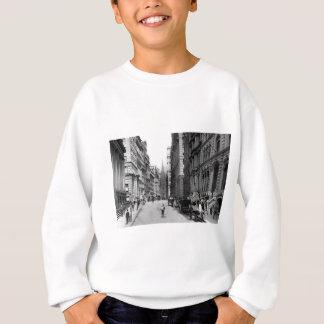 Wall Street 1900's Sweatshirt
