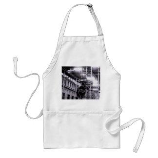 Wall Street apron