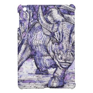 wall street bull iPad mini cover