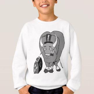 Wall Street Bulls Sweatshirt