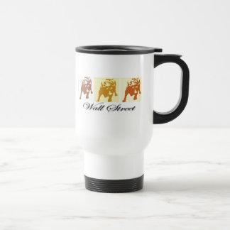 Wall-Street Humor Travel Mug