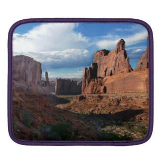 Wall Street trail Arches National Park iPad Sleeves