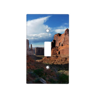 Wall Street trail Arches National Park Light Switch Cover