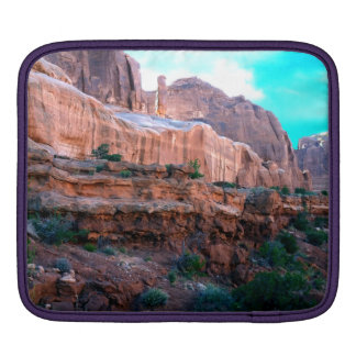 Wall Street trail Arches National Park Sleeve For iPads