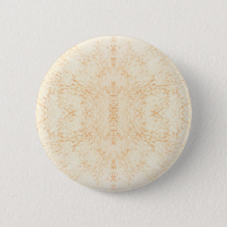 Wall texture flower Rorschach 2 Inch Round Button