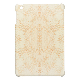 Wall texture flower Rorschach iPad Mini Cover