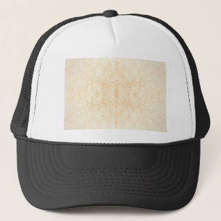 Wall texture flower Rorschach Trucker Hat