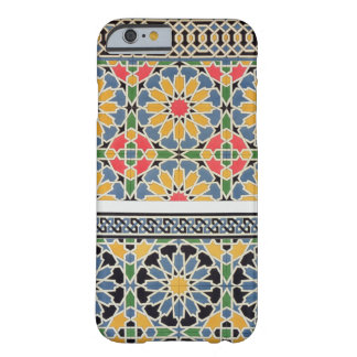 Wall tiles from the mihrab of the Mosque of Cheykh Barely There iPhone 6 Case