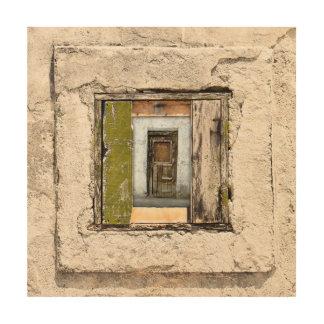 Wall, Window And Door Wood Wall Decor