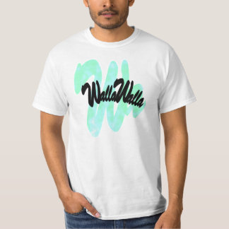 Walla Walla Wa Color T-Shirt