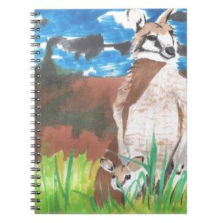 Wallabies Notebook