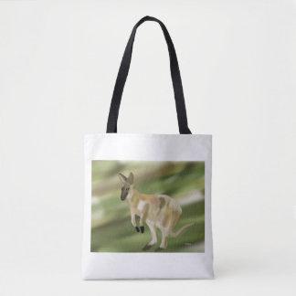 Wallaby Jump Tote Bag