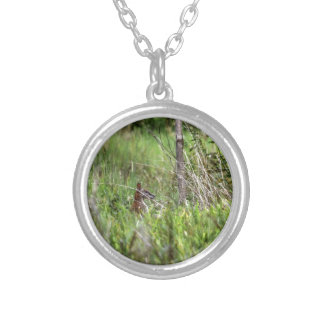 WALLABY RURAL QUEENSLAND AUSTRALIA SILVER PLATED NECKLACE