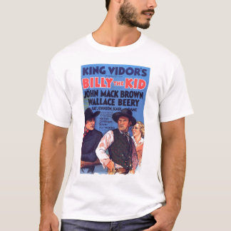 Wallace Beery 1930 vintage movie poster T-shirt