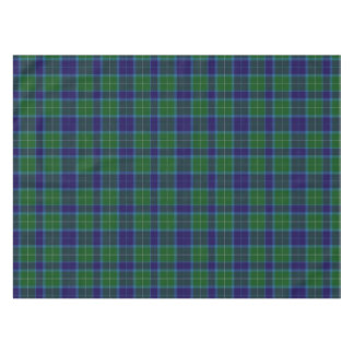 Wallace Clan Tartan Plaid Table Cloth Tablecloth