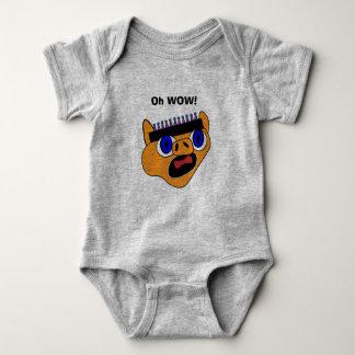 Wallace Faddelpaddel Baby Jersey Baby Bodysuit