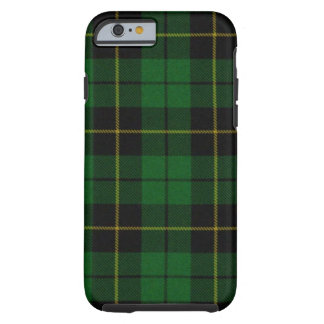 Wallace hunting plaid iPhone 6 case