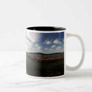 Wallace Island Marine Park Panorama Mug