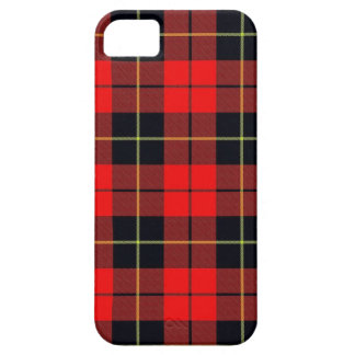 Wallace plaid i phone 4 Barely there case