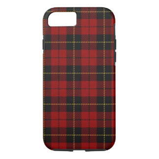 Wallace plaid iPhone 7 case