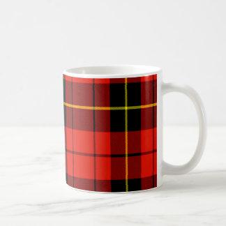 Wallace Scottish Tartan Coffee Mug