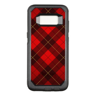 Wallace tartan background OtterBox commuter samsung galaxy s8 case