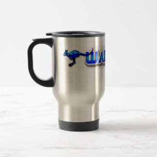 Wallaroo Custom Travel Mug