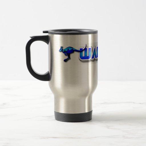 Wallaroo Custom Travel Mug