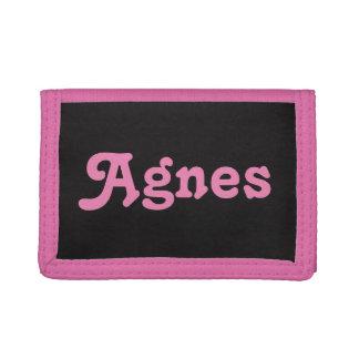 Wallet Agnes