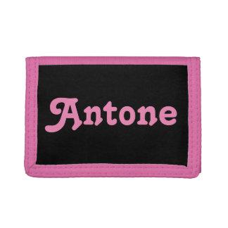 Wallet Antone
