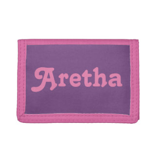 Wallet Aretha