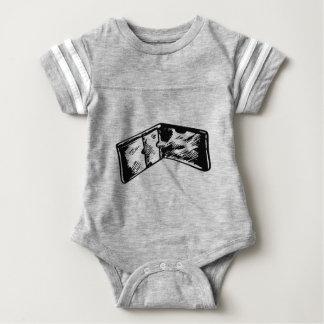 Wallet Baby Bodysuit