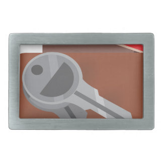 Wallet Keys Belt Buckles