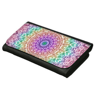 Wallet Mandala Mehndi Style G379