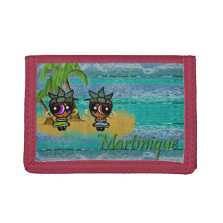 Wallet Martinique Twins