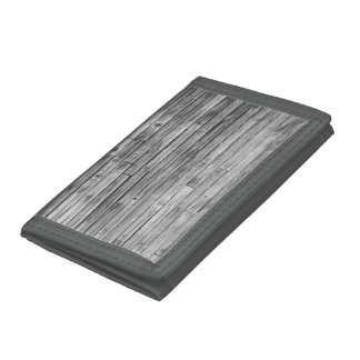 Wallet - Nylon - Weathered Barn Wood