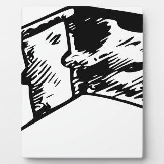 Wallet Plaque