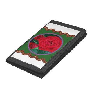 Wallet TriFold choose Nylon Denim or Leather