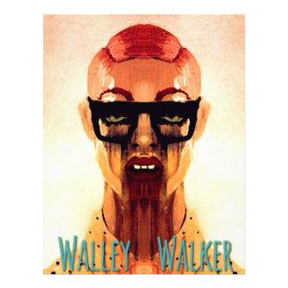 Walley Walker on Var. Merch. Letterhead