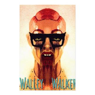 Walley Walker on Var. Merch. Stationery