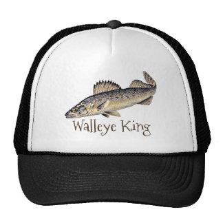 """""""Walleye King"""" Trucker Hat"""