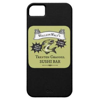 Walleye Walt's Trenton Channel Sushi Bar iPhone 5 Case