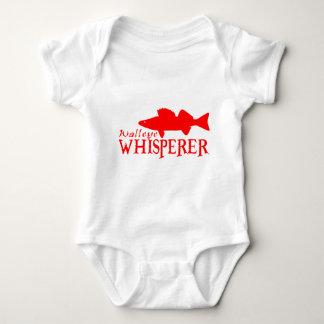 WALLEYE WHISPERER BABY BODYSUIT