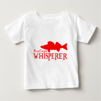 WALLEYE WHISPERER BABY T-Shirt
