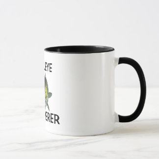 WALLEYE WHISPERER MUG
